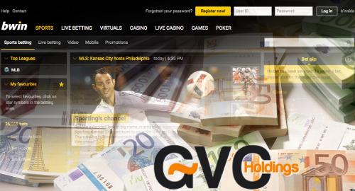 gvc-revenue-sports-betting