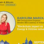 Leading IBM engineer to reveal blockchain application in energetics at Blockchain & Bitcoin Conference Stockholm