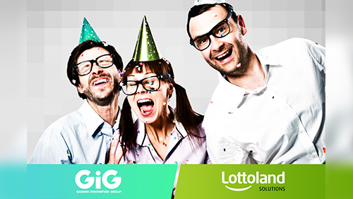 LOTTOLAND SOLUTIONS ANNOUNCES AGREEMENT WITH GAMING INNOVATION GROUP