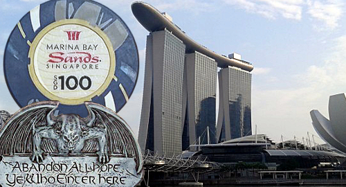 Marina Bay Sands: where VIP gamblers' luck goes to die
