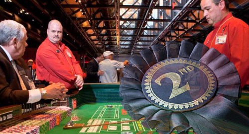 Pennsylvania casinos post second-best gaming revenue year