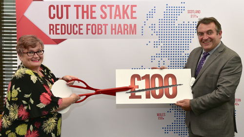 Political pressure increases to cut FOBT stake