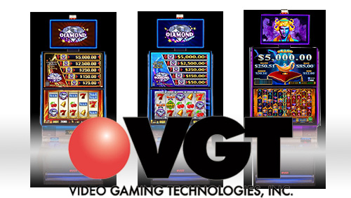 VGT's Innovative OVATION™ Platform arrives in Oklahoma with Three Custom Titles