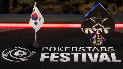 Victories for Han & Le-Touche in PokerStars Festival Korea & Lille