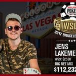 WSOP review: Jens Lakemeier wins Germany's first bracelet