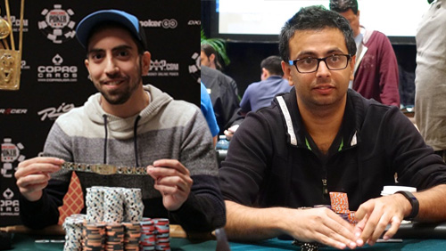 WSOP Review: Sion wins the $50k PPC; Java wins second series bracelet