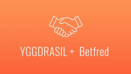 Yggdrasil signs Betfred agreement
