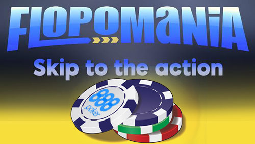 888Poker launch Flopomania and Push or Fold Flopomania