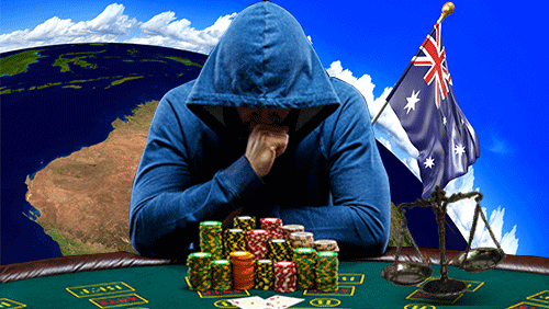 Australian online poker market in ruins after new bill passes Senate