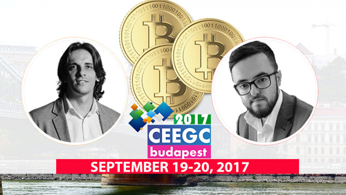 CEEGC2017 Budapest: Jonathan Galea and <bold>Eman</bold> Pulis to join the cryptocurrency talks