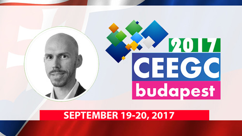 Current state of the online gambling market in Slovakia with Dr. Robert Skalina at CEEGC 2017