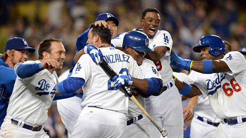Dominant Dodgers unchallenged atop the World Series futures