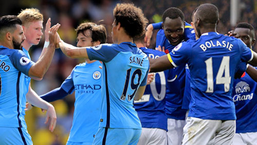EPL Wk 2 Review: Everton Draw at City; Rooney scores 200th league goal