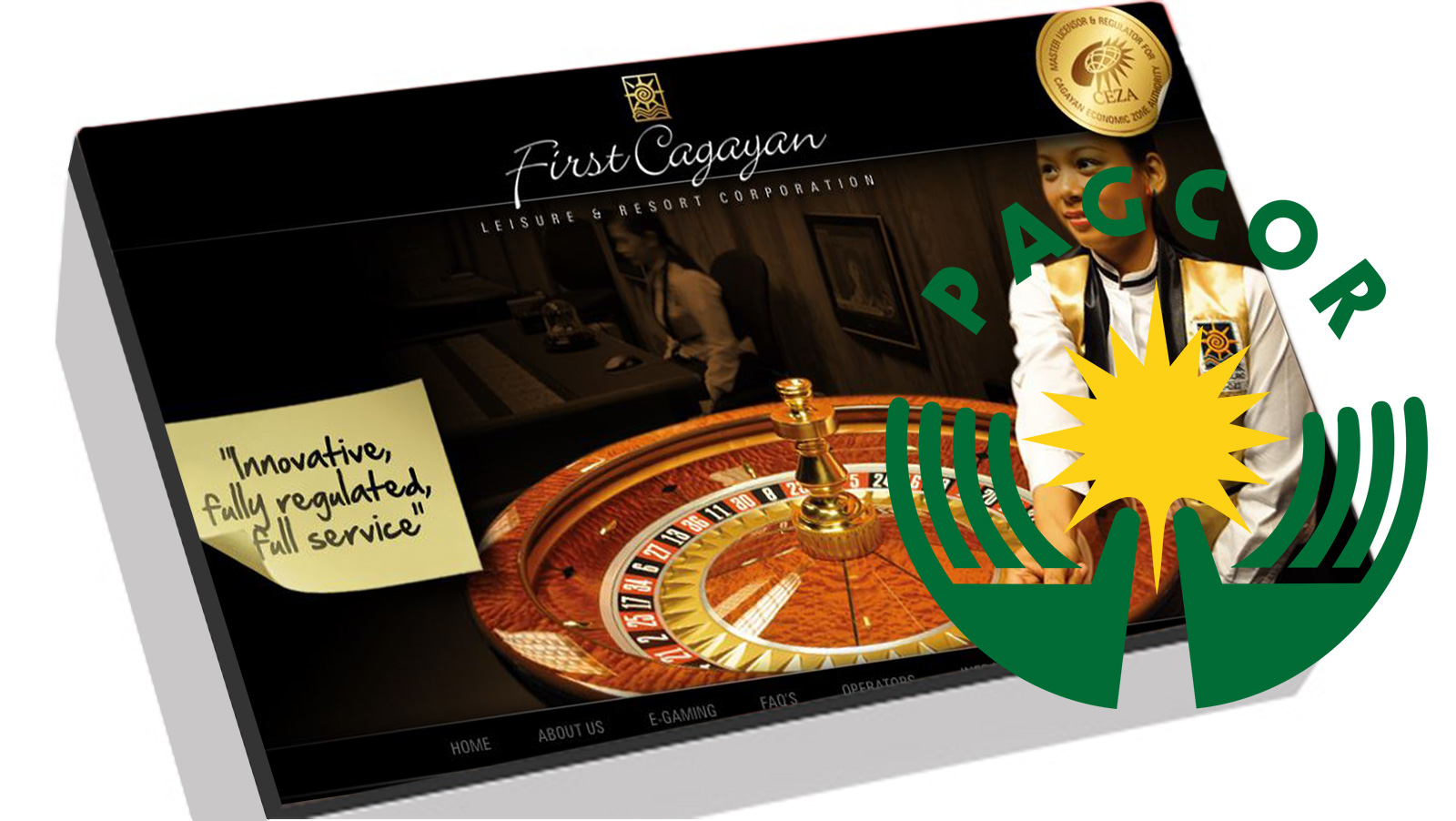 First Cagayan lost half its online gambling licensees to PAGCOR