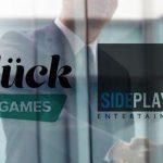 Glück Games partner withSidePlay