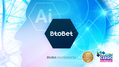 International iGaming Awards praising companies, like BtoBet, which invest in innovation and farsighted technology