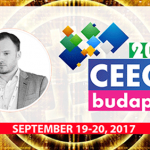 """Ivan Kondilenko will speak about bitcoin in online casino and join """"Innovation Talks – The Cryptocurrency Effect"""" panel at CEEGC2017"""