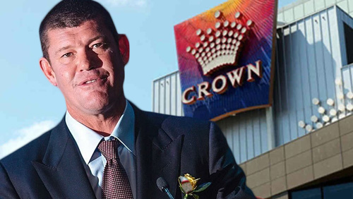 James Packer buckles to work in Crown Resorts board