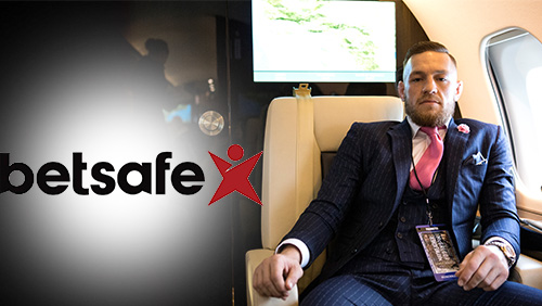 McGregor strikes deal with Betsafe