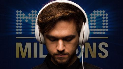 MicroMillions ME creates a $1.7m prize pool; Zedd appears in Barcelona