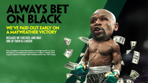 Paddy Power under fire over 'always bet on black' tweet