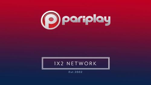 Pariplay Ltd. inks strategic partnership with 1X2 Network