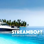 PokerStars sponsor StreamBoat2; six lucky punters to book a berth