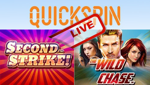 Quickspin slots go live on Sky Bingo