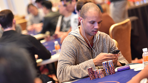 3: Barrels: Ivey in Beijing, Hellmuth on sonic booms; Gold on charity