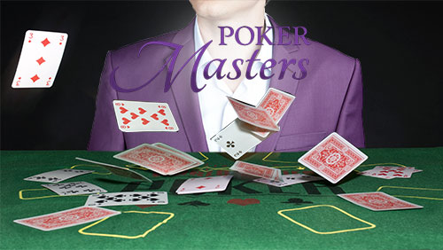 33 players take the rake free route to Poker Masters glory