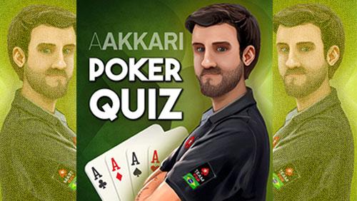 Andre Akkari quiz app; Sunday Million Live; Aldemir Barcelona boss