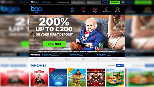 BGO announces the removal of wagering requirements on all bonus cash