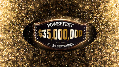 Forget church this Sunday, POWERFEST has $35m reasons to stay at home