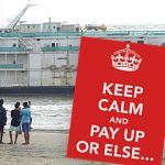 Goa warns beached casino: pay for environmental damage or else