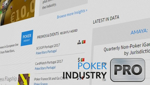 Keeping up to date with the online poker industry has never been easier