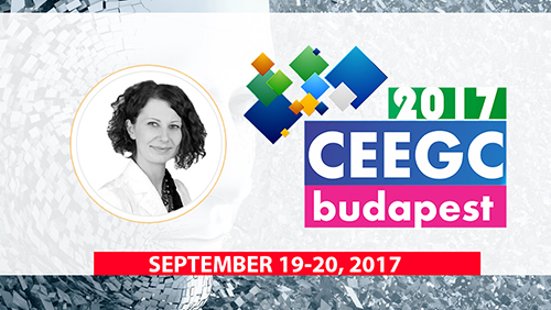 Kostandina Zafirovska (CEO at BtoBet) will join the Innovation Talks - Preparing for the World Cup and Winter Olympics 2018 panel at CEEGC Budapest
