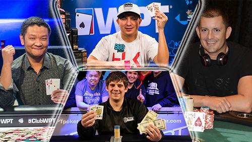 Live tournament round-up: Wins for Chen, Pupillo, Tran and Alvarez