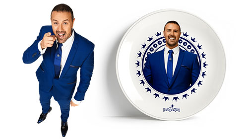 Paddy McGuinness the new face of Jackpotjoy