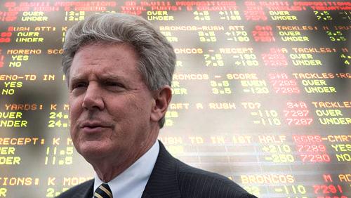 Pallone: Federal ban on sports betting a violation of US 10th amendment