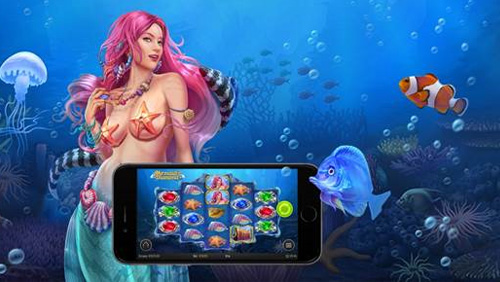 Play'n GO unveils aquatic slot Mermaid's Diamond