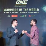 Shannon Wiratchai to face Rasul Yakhyaev in ONE Lightweight World championship title eliminator