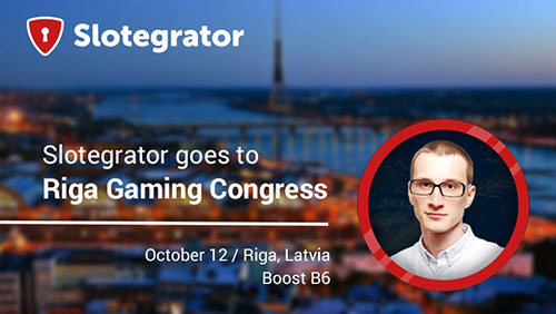 Slotegrator to participate in Riga Gaming Congress