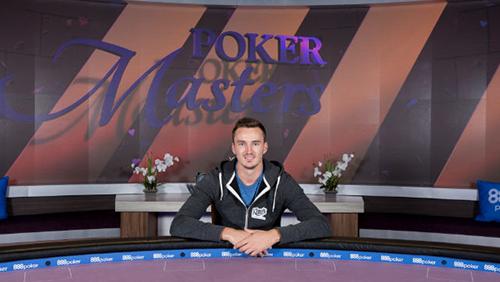 Steffen Sontheimer is the Poker Master