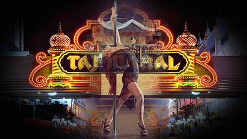 Strip club derails Trump Taj Mahal property revival