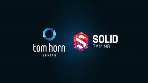 Tom Horn signs solid gaming deal