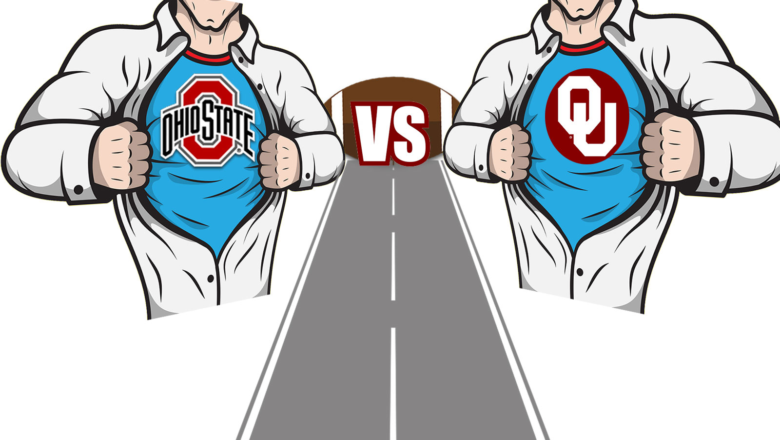 Week 2 college football board topped by Oklahoma vs. Ohio State