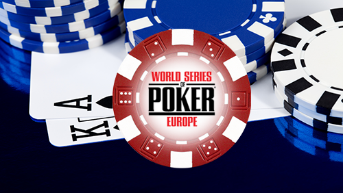 WSOPE update: PokerNews are in; Main Event is re-entry