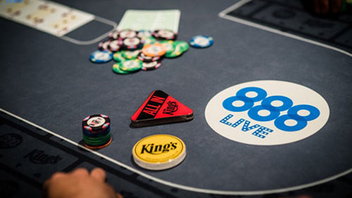 888Live London news: Tom Hall takes down the main event; action clock a success