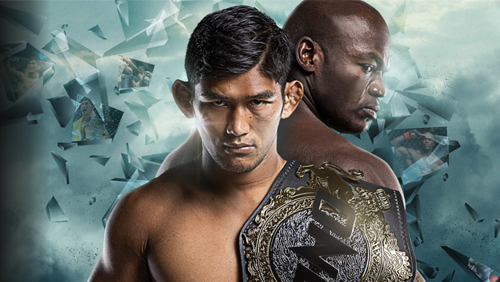 Aung La N Sang to face Alain Ngalani in super-bout at ONE: Hero's dream