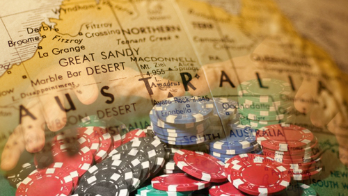 Aussie crossbench duo back online poker legalization